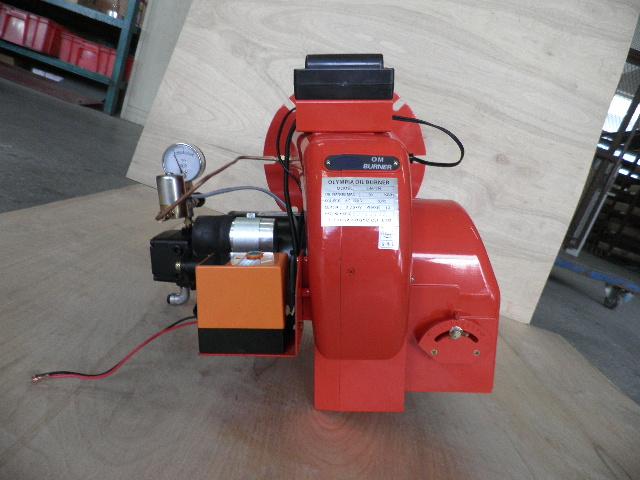OM-2N燃油燃烧器